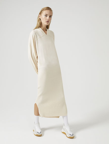 Cashmere Sweatshirt Dress Sportmax