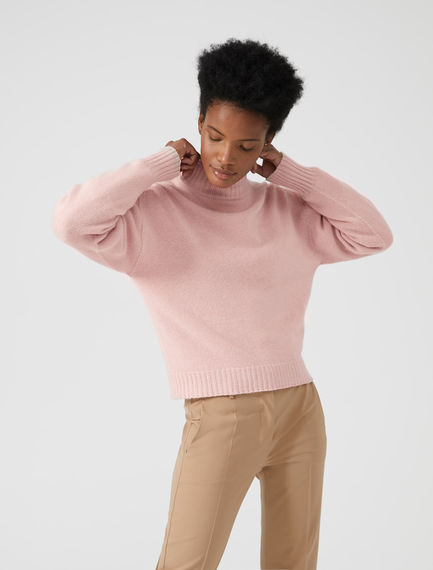 Double Rib Wool Jumper