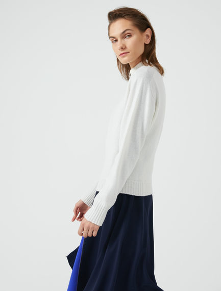 Double Rib Wool Jumper Sportmax