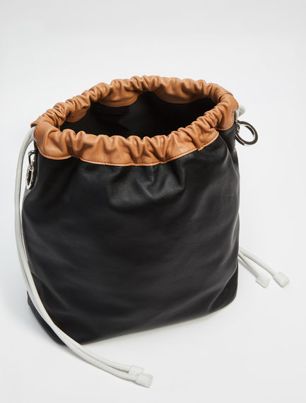 Multi-Way Nappa Leather Sports Bag Sportmax