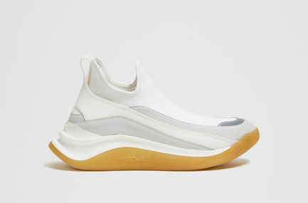 High-performance Futuristic Sneakers Sportmax
