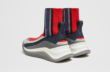 High-stretch Sock Sneakers Sportmax
