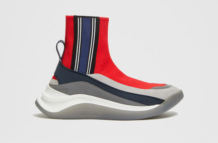High-stretch Sock Sneakers