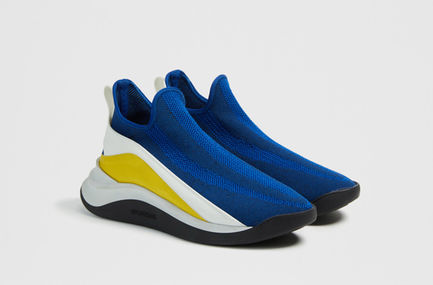 Colour Wave Sock Sneaker