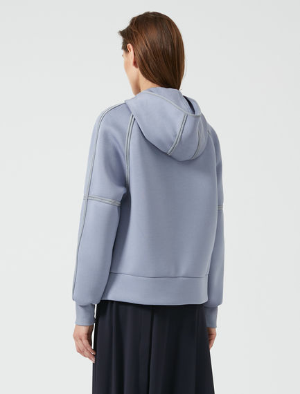 Diving-Style Sweatshirt