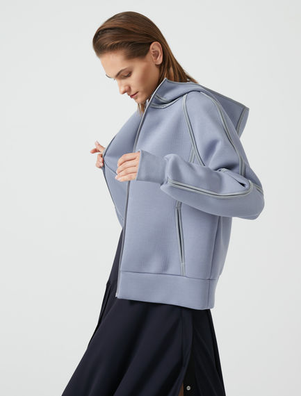 Diving-Style Sweatshirt Sportmax