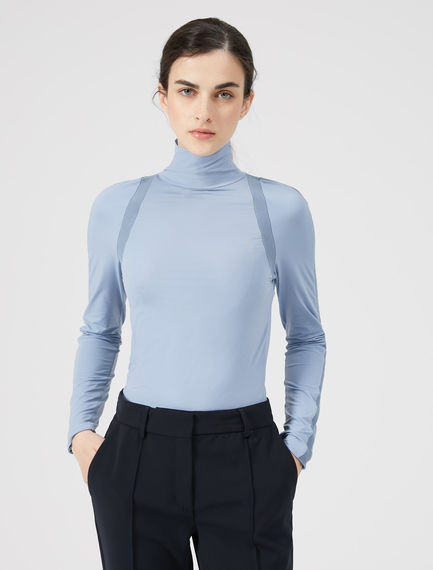 Technical Rib Turtleneck Sportmax