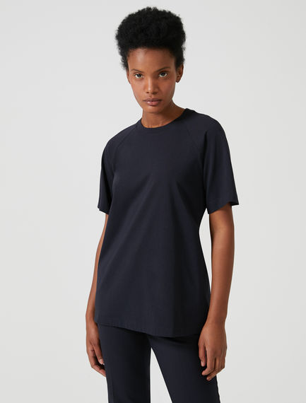 Silk-back T-shirt Sportmax