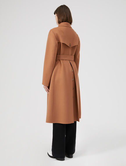 Double-breasted Wool Coat Sportmax