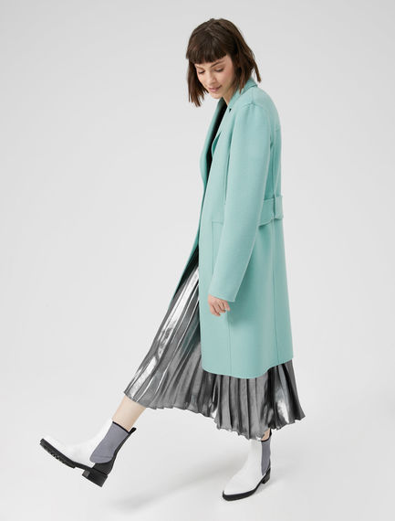 Sartorial Wool Coat Sportmax