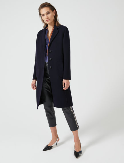 Cappotto sartoriale in lana
