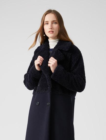 Fusion Texture Coat Sportmax