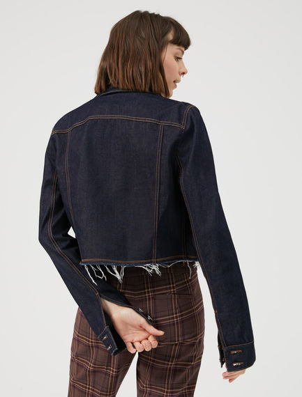 Denim Rodeo Jacket