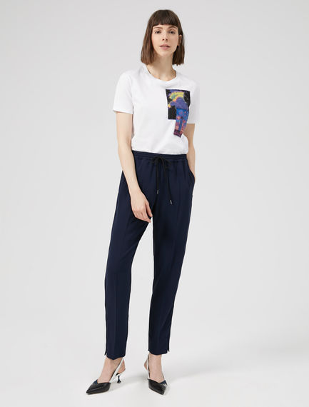 Technical Jogging Trousers Sportmax