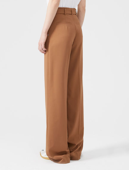 Slouchy Palazzo Trousers