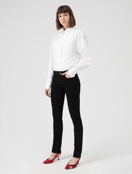 Dark Indigo Skinny Jeans Sportmax