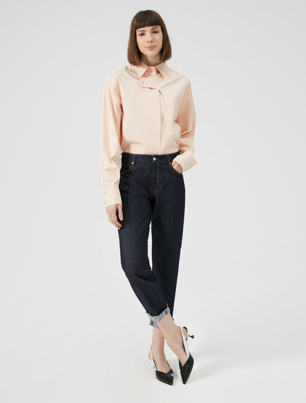 Cropped Turn-up Jeans Sportmax