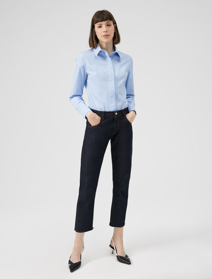 Raw Cut Cigarette Jeans Sportmax