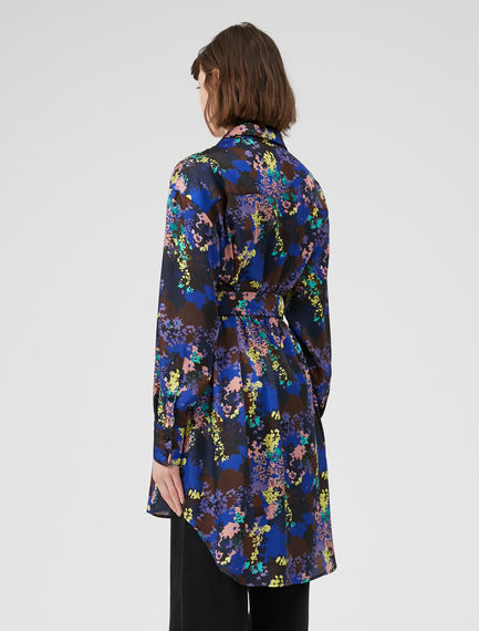 Flower Camo Shirtdress Sportmax