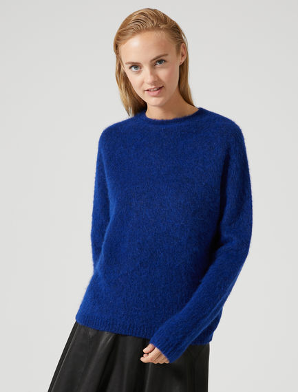 Degradé Stripe Alpaca Jumper Sportmax