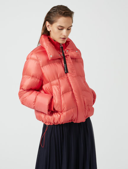 Convertible Down-filled Jacket