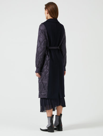 All-weather Wraparound Coat
