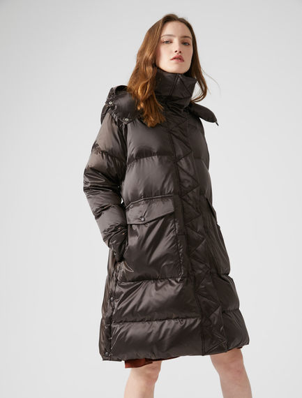 Transforming Technical Down Coat Sportmax