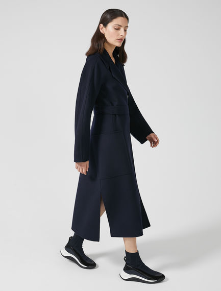 Split Side Cashmere Coat Sportmax
