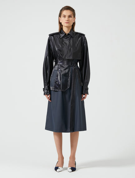 Trench-Inspired Raincoat