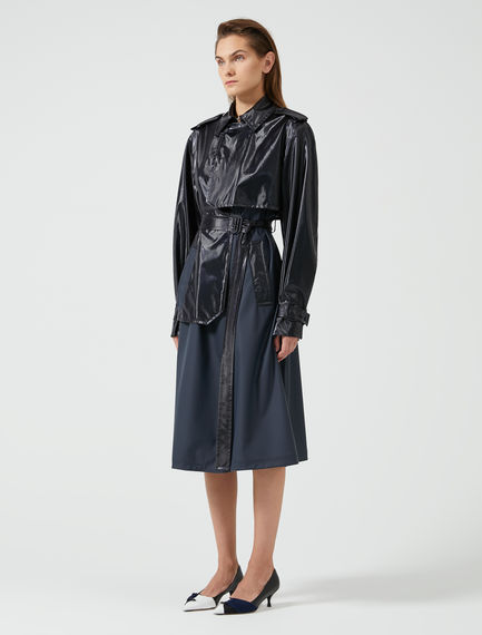 Trench-Inspired Raincoat Sportmax