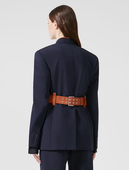 Sleek Regimental Jacket