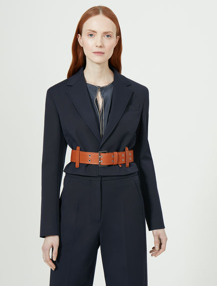 Belted & Tailored Jacket Sportmax