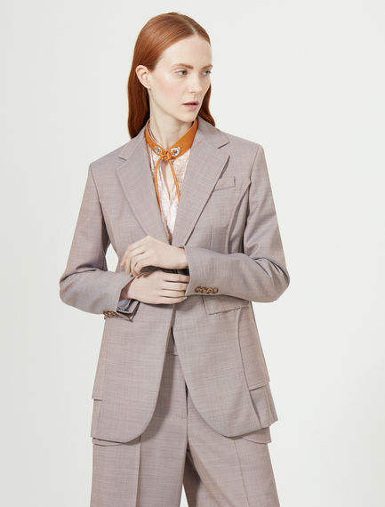 Tailored Wool Jacket Sportmax