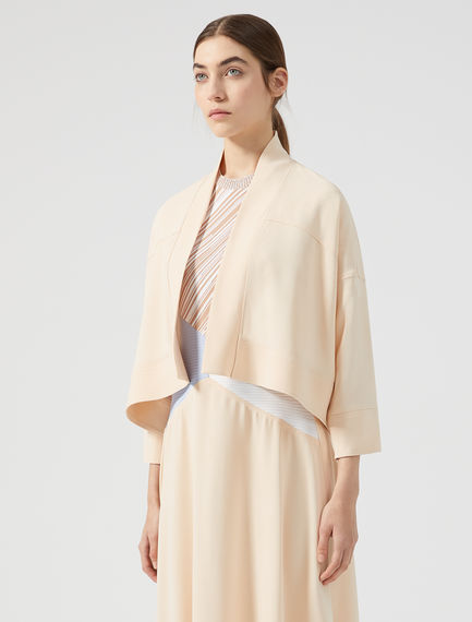 Sculpted Kimono Jacket