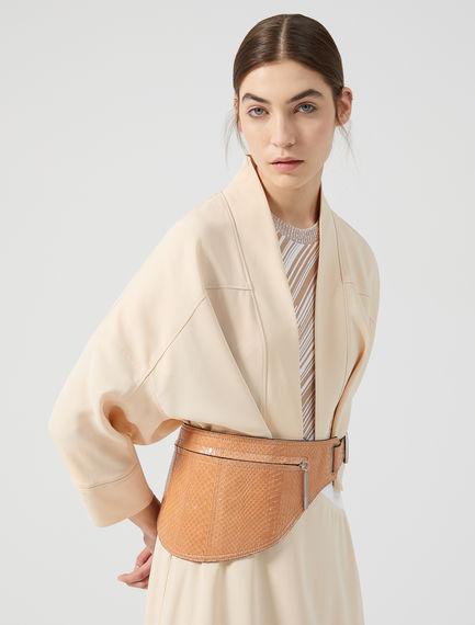 Giacca a kimono scolpita Sportmax