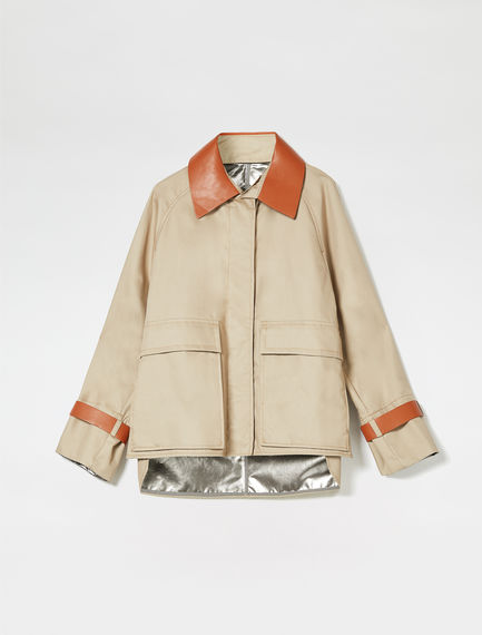 Laminated Ranger Jacket