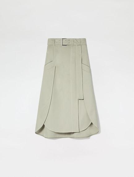 Layered Utility Skirt