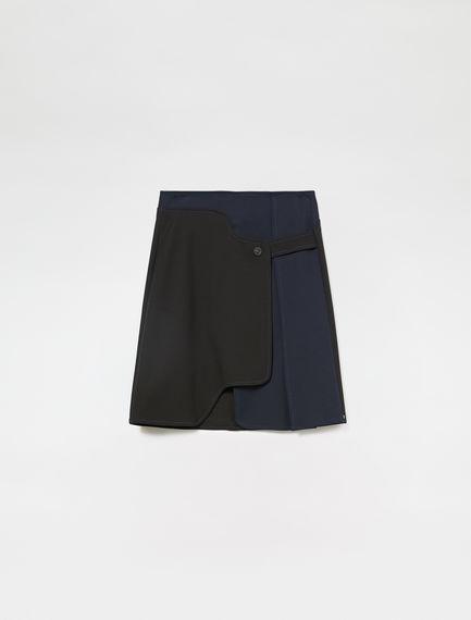 Cotton Saddle Skirt