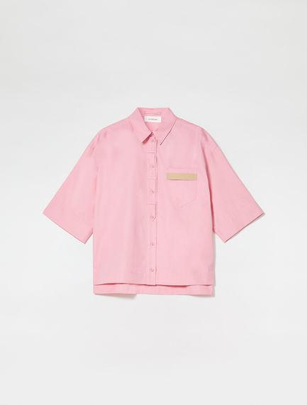 Poplin Bowling Shirt