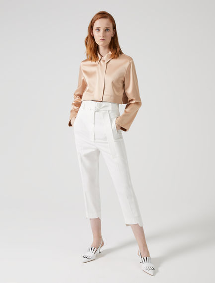 Inverted Cargo Pants Sportmax