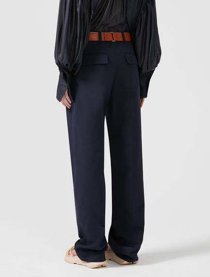 Double-flex Tailored Trousers