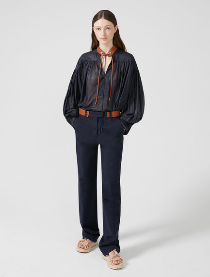 Double-flex Tailored Trousers Sportmax