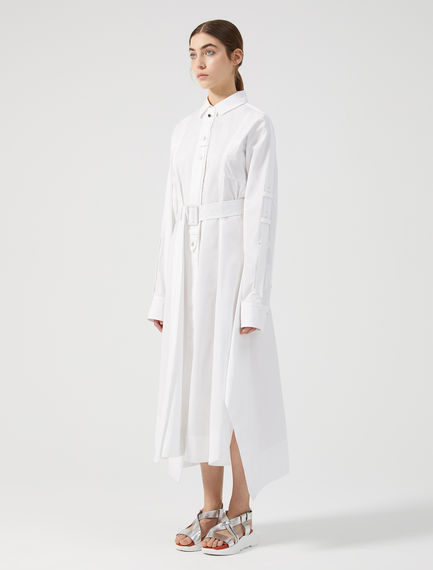 Cotton Shirtwaister Dress