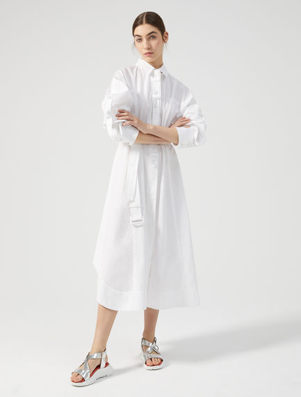 Cotton Shirtwaister Dress Sportmax