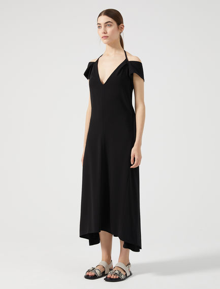 Halter-neck Tie-back Dress Sportmax