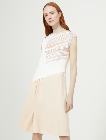 Dynamic Collage Dress Sportmax