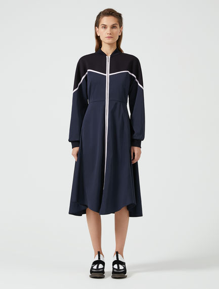 High-Performance Athletic Midi Dress