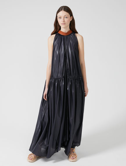 Reversible Halter Maxi Dress Sportmax