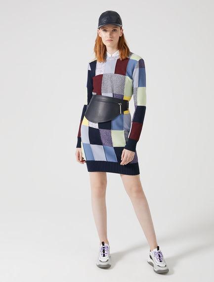 Montage Knit Dress