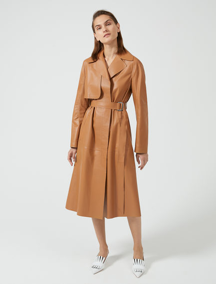 Trench in nappa Sportmax